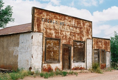CITY OF DUST: Where the Crows Flew: Cuervo, New Mexico