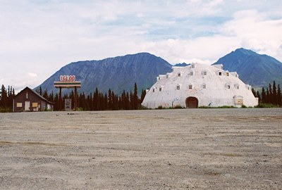 Delightful Frozen In Time: The Igloo City Hotel, Alaska Pictures